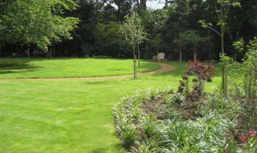 Key garden care