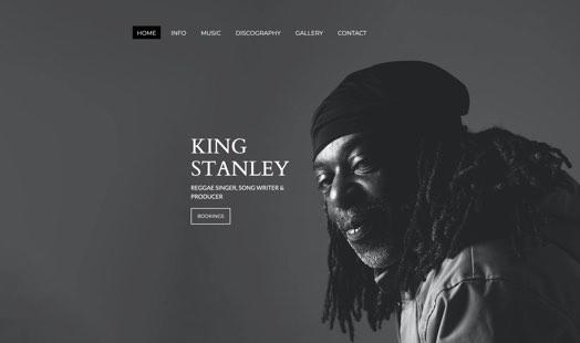 Square peg design king stanley music